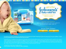 FREE Johnson's Baby Relief Kit! - frugallydelish.com
