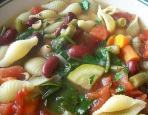 print olive garden minestrone - Olive Garden Minestrone