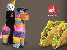 Jack in the Box free taco