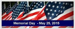 Memorial Day 15