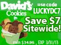David's Cookies 1