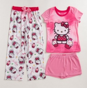 Hello Kitty Pajama
