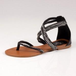 Black Sandal 2